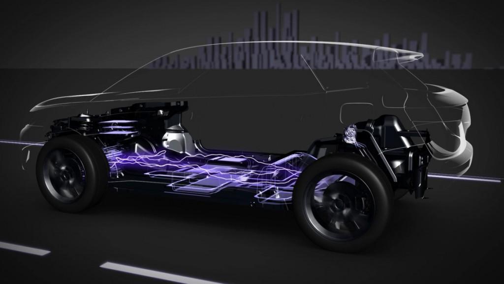 DS 3 CROSSBACK E-TENSE - Motorul electric